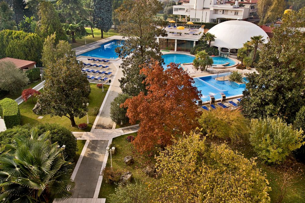 Hotel Ariston Molin Abano Terme