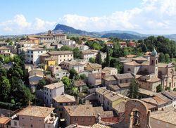 Verruchio_Rimini_Italien
