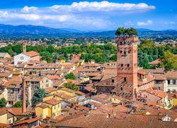 Lucca Toskana
