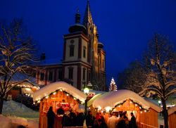 Advent in Mariazell